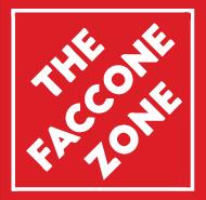 THE FACCONE ZONE